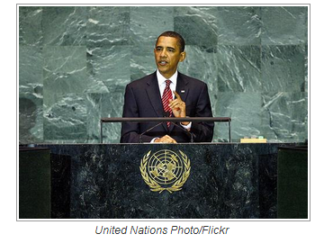 UN-Obama
